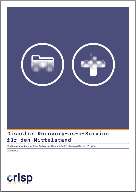 White Paper: Disaster-Recovery-as-a-Service