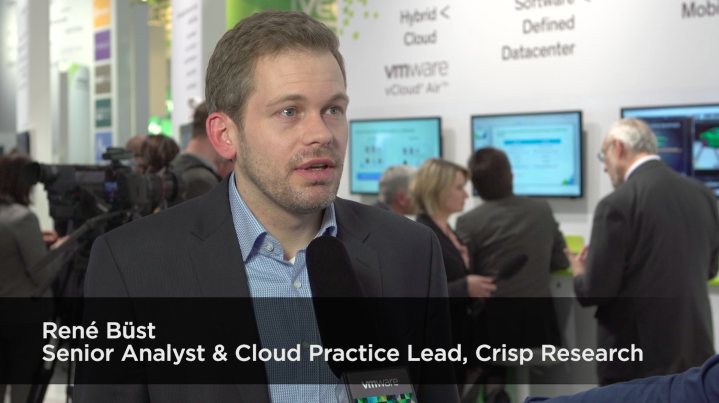 Video Interview: Benefits of the Hybrid Cloud