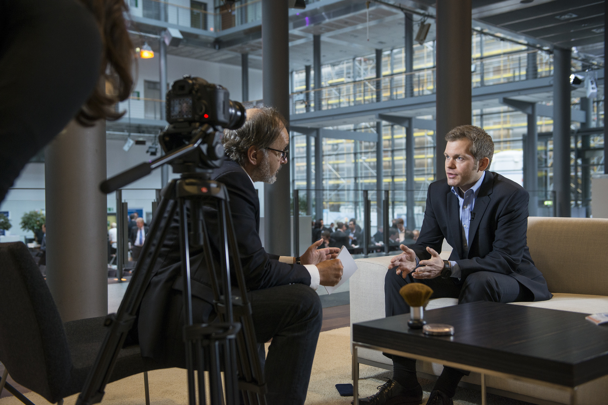 Video Interview: Digitale Transformation