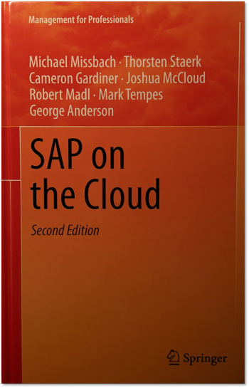 "Contribution to the book ""SAP on the Cloud"""