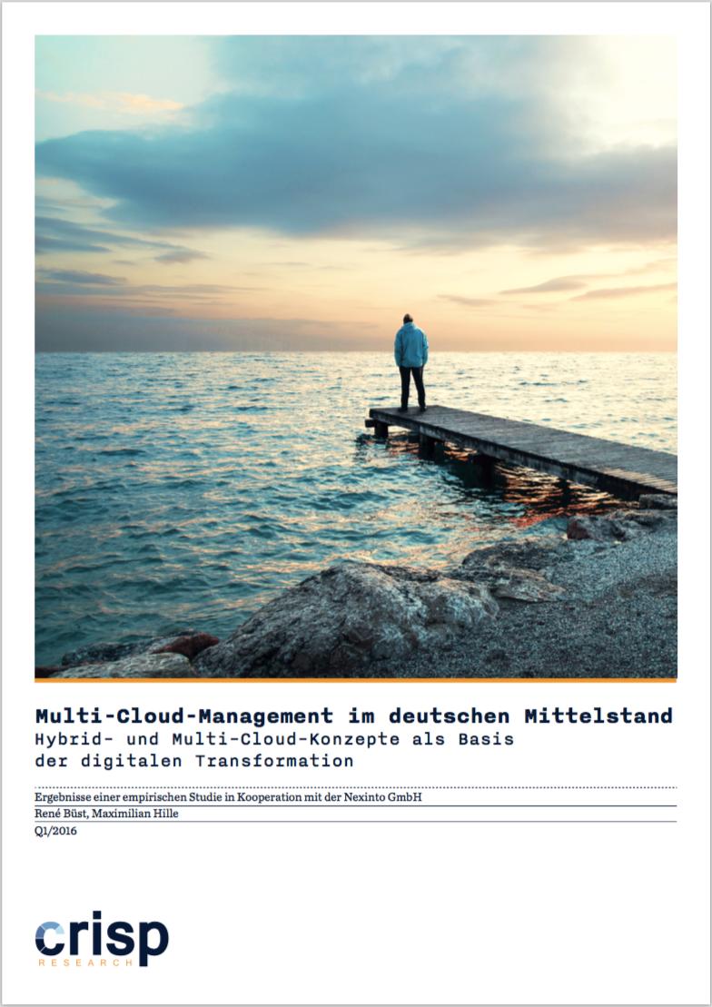 Studie: Multi-Cloud-Management im deutschen Mittelstand