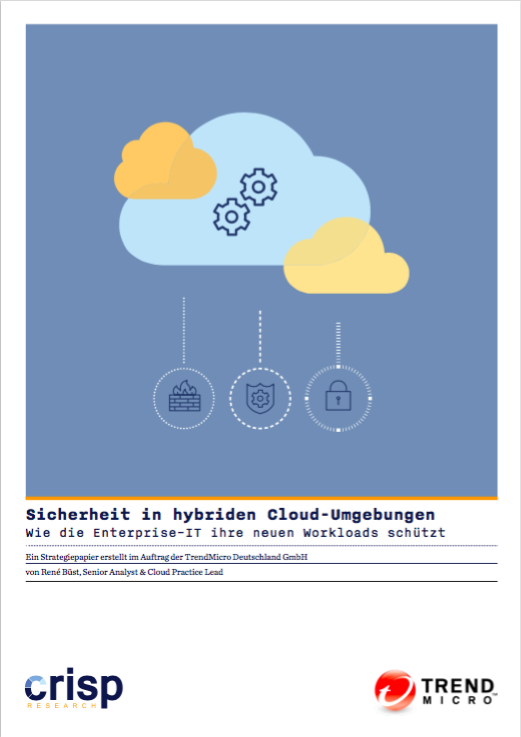 Analyst Strategy Paper: Sicherheit in hybriden Cloud-Umgebungen