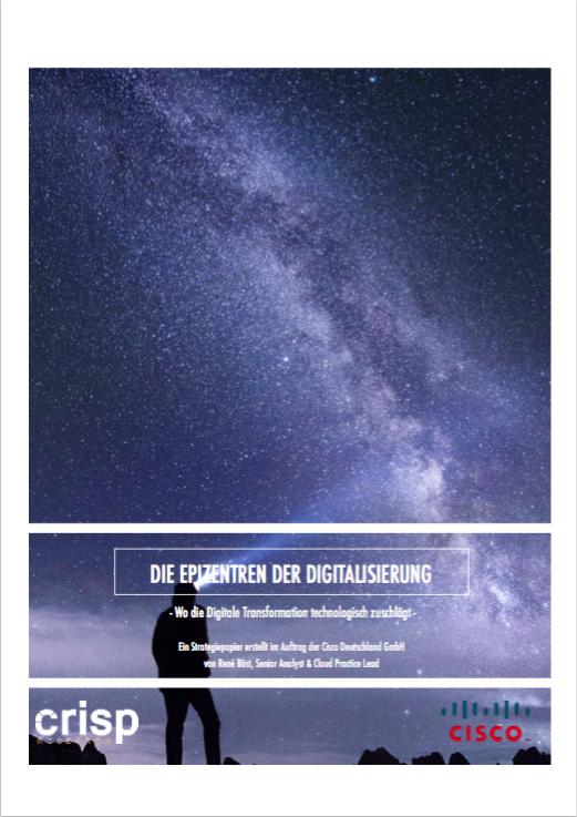 Analyst Strategy Paper: Die Epizentren der Digitalisierung