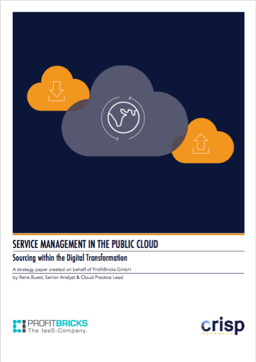 Analyst Strategy Paper: Service Management in the Public Cloud
