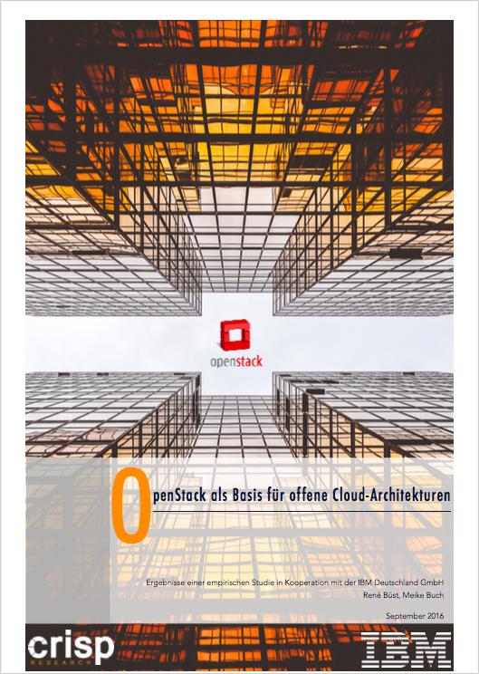 Studie: OpenStack als Basis für offene Cloud-Architekturen