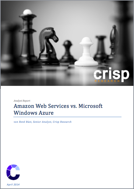Analyst Report: Amazon AWS vs. Microsoft Azure