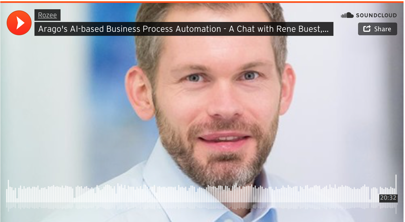 Rozee's Podcast: AI-based Business Process Automation